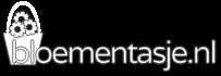 Bloementasje.nl Logo